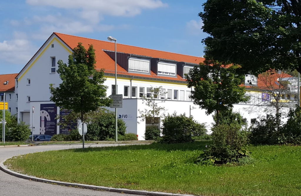 Home of CARAT in Hohenbrunn / Ottobrunn
